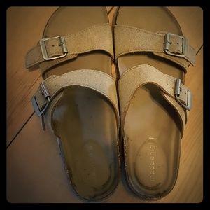 Madden Girl sandals, size 9, Vegan, USED